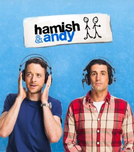 Rock Agency - Hamish & Andy Project Feature