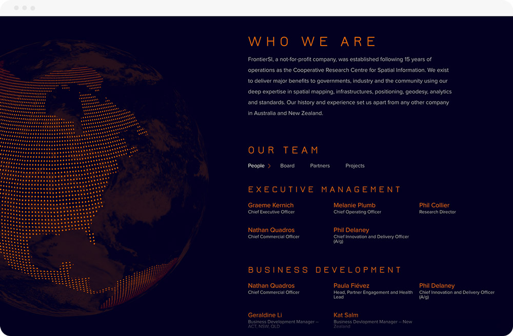 Rock Agency - Calbee Project Desktop