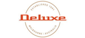 Rock Agency - Deluxe Guitars Logo